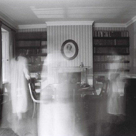'Residual Haunting,' detail, photograph