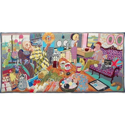 The Annunciation of the Virgin Deal, Copyright: Grayson Perry